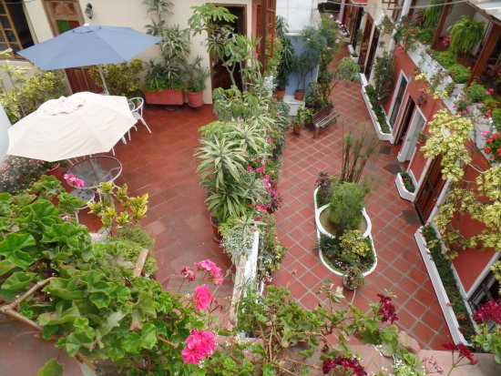 Hostal El Patio: View from Suite 2