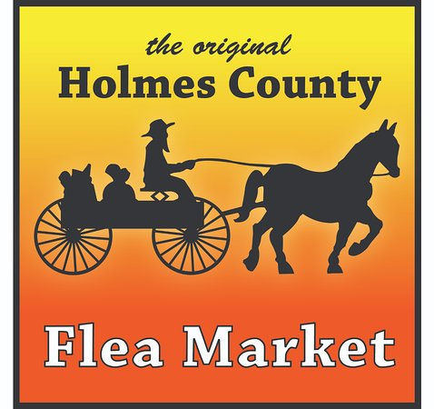 Berlin, OH: The iconic horse and buggy logo synonymous with the Market!
