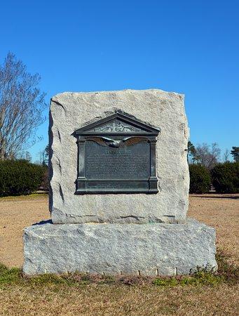 Four Oaks, NC: Junior Reserves Monument