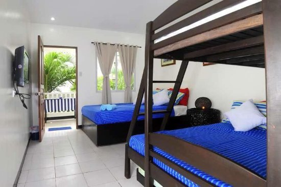 Cheap Family Room In Boracay Station
