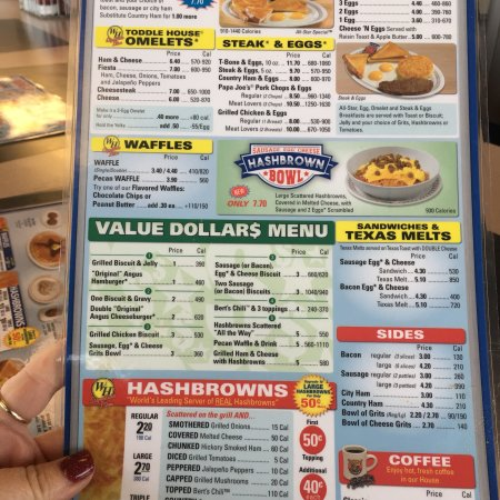 Jeffersonville, IN: Menus.