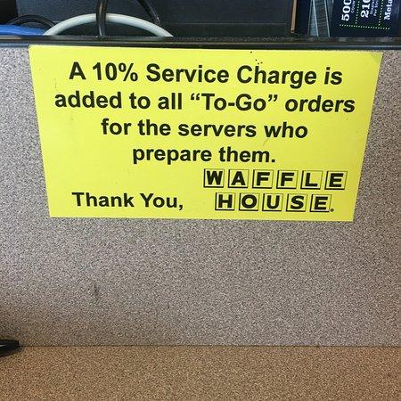 Jeffersonville, IN: Waffle House