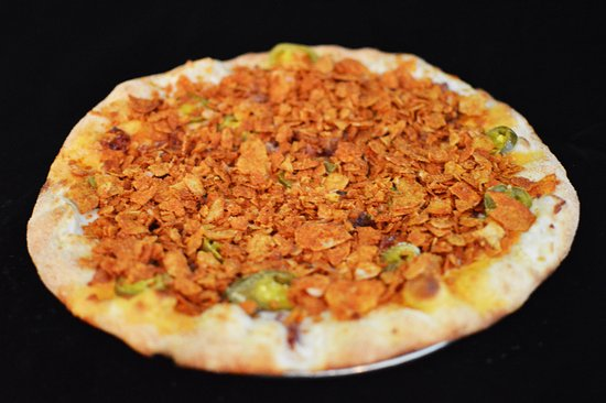 Lawrenceburg, Индиана: Hot and Spicy Pizza