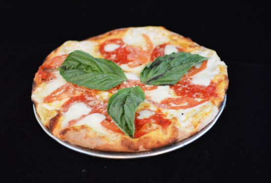 Lawrenceburg, IN: Pizza Margherita