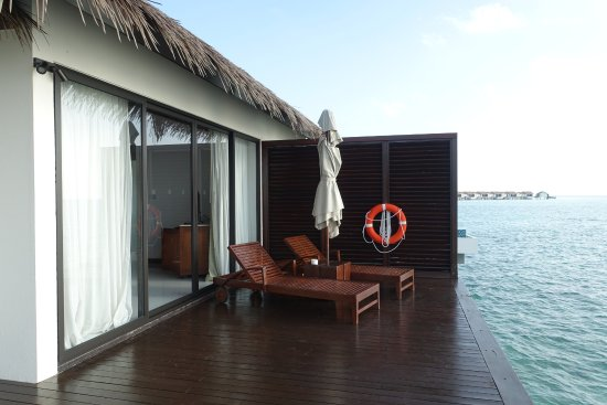 The Residence Maldives: Water villa (without pool)