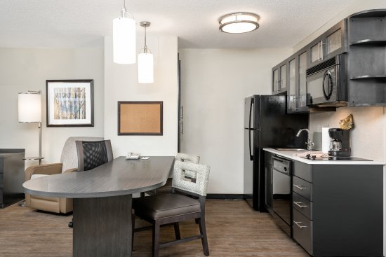 one bedroom suite kitchen picture of candlewood suites research rh tripadvisor com