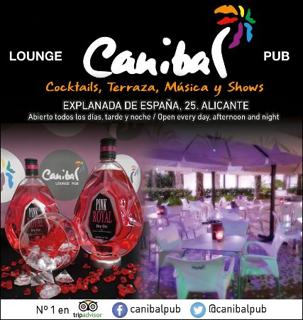 Canibal Lounge Pub Alicante 2020 All You Need To Know