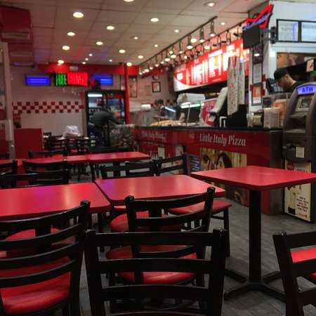 little italy pizza new york city 333 5th ave midtown restaurant reviews phone number. Black Bedroom Furniture Sets. Home Design Ideas