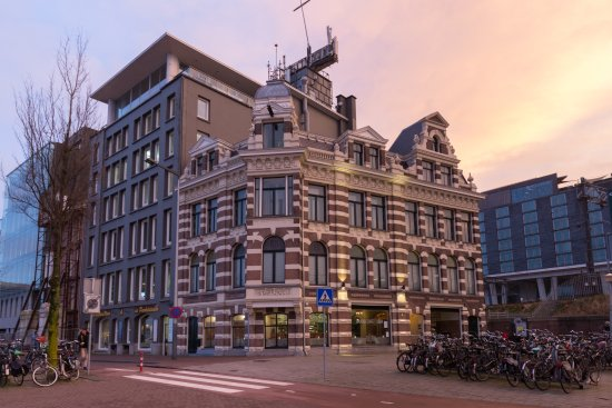 Grand Hotel Downtown Amsterdam Parkeren