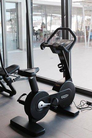 Saracen Resort Beach & Congress Hotel: Area Fitness