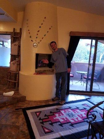 The Suites at Sedona B&B: 20180212_175009_large.jpg