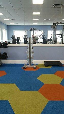 Gym room picture of marriotts harbour lake orlando tripadvisor