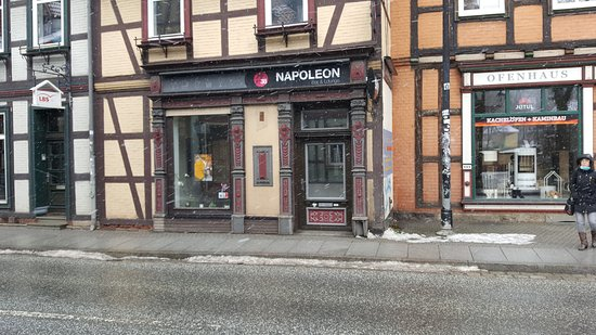 Wernigerode, Germany: Bar & Lounge Napoleon