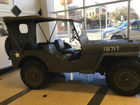 12th Armored Museum: Another JEEP!!! Yes, I drove a jeep in the military and love them so what ha ha!!