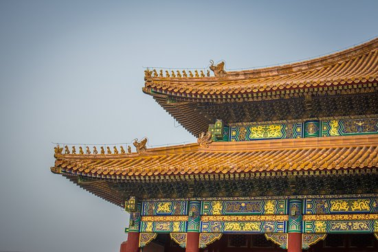 Forbidden City-The Palace Museum: Beautiful details.