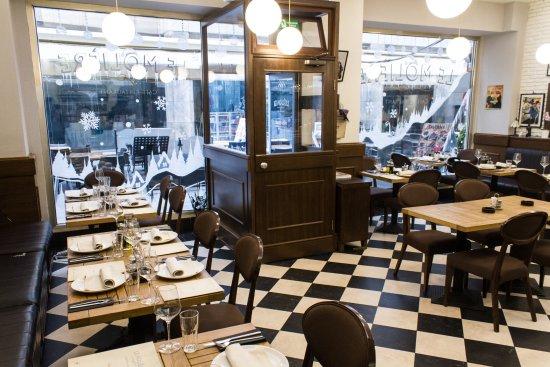 Le Molière: Restaurant Le Moliere