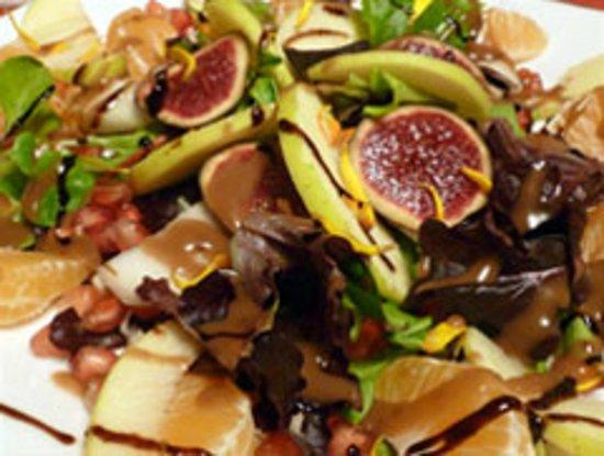 Bellver de Cerdanya, Испания: amanida de fruita