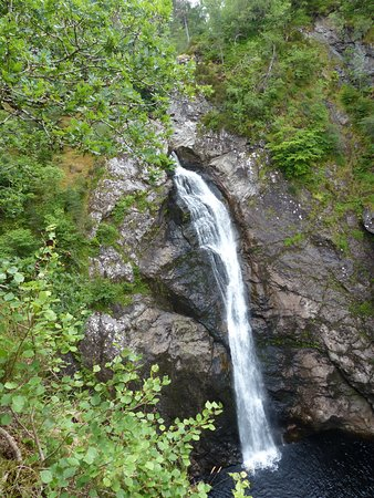 The Falls of Foyers: Foyerwaterval