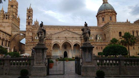 San Vito lo Capo, Italy: Cattedrale di Palermo
