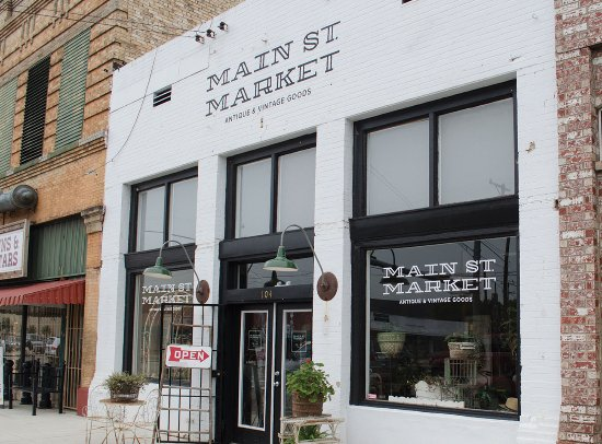 ‪Main Street Market Antique & Vintage Goods‬