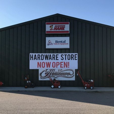 Fort Dodge, IA: The Iowa Outdoors Hardware & Rental Store