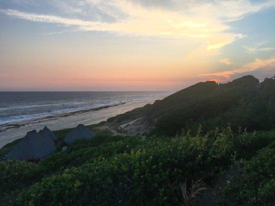 Xai-Xai, Μοζαμβίκη: Sunset from Lodge
