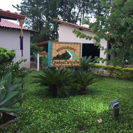 Um excelente restaurante em Cunha