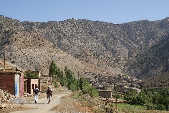 Randonner Au Maroc