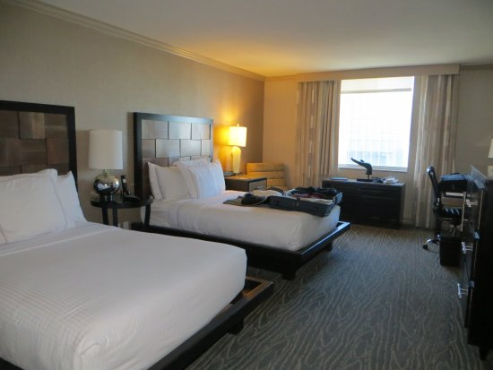 Chambre Double Picture Of Luxe City Center Hotel Los Angeles