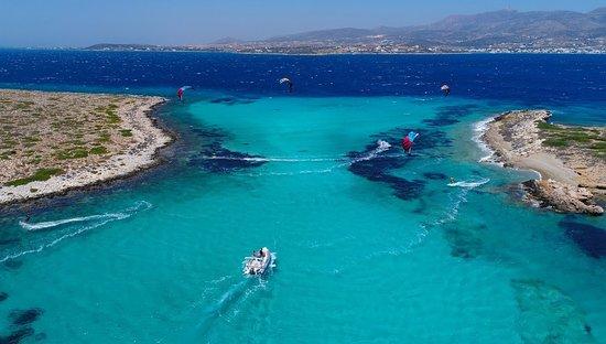 Paros boat Cruises