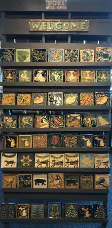 Leif Sporck Ceramic Tiles Are Now Available At MAG Picture Of - Ceramic tile stores michigan