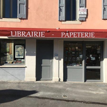 Librairie De fil en Page