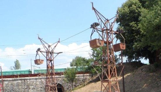 Museo del Ferrocarril, Transporte, Comunicaciones y Mineria de Brañuelas