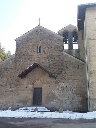 Carpineti, Италия: Abazia fronte