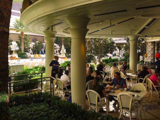 Jardin las vegas restaurantanmeldelser tripadvisor for Jardin wynn