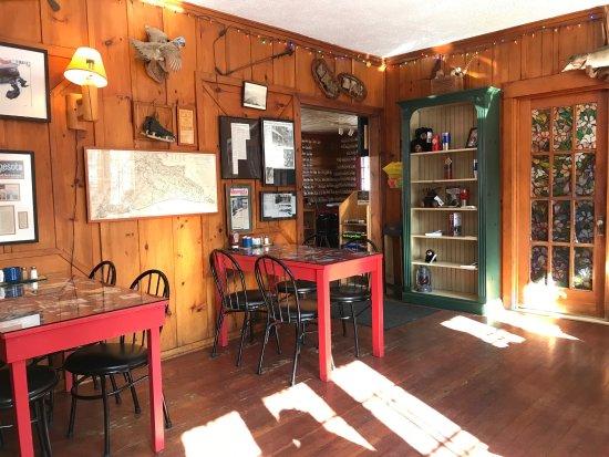 Lutsen, MN: the cafe