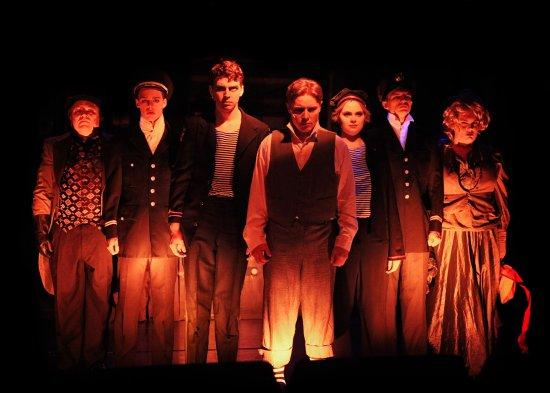Paradise Theatre: Sweeney Todd 2017