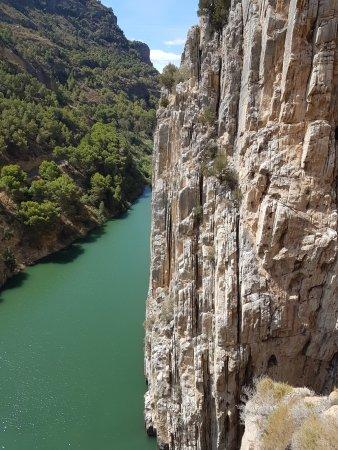 Casarabonela, Spain: El Caminto del Rey; een wandeling door de natuur van zo een 7 km.