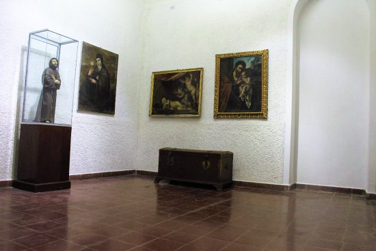 Museum of the Cathedral - Museo de la Catedral: pinacoteca
