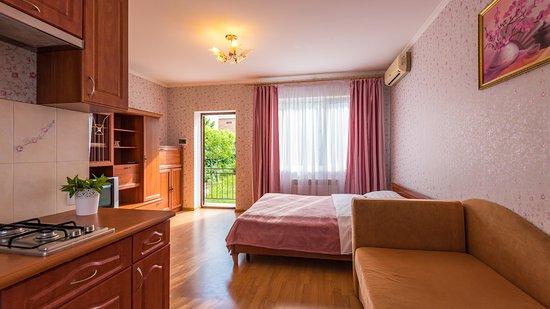 Guest House Tavrichesky: номер студия