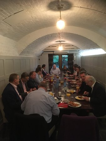 Betchworth, UK: private dining