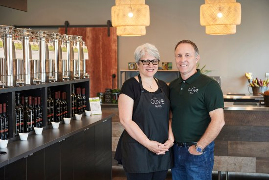 Brantford, Canada: Owners Mark and Noreen