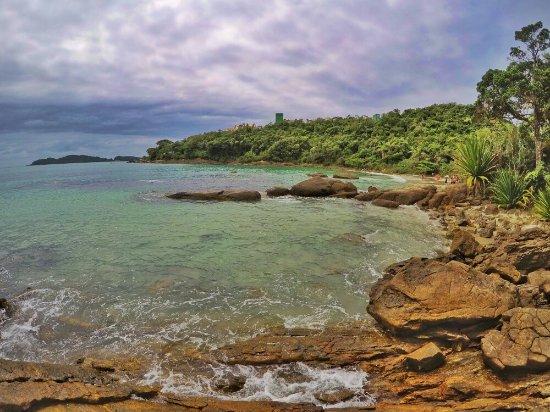 Ribeiro Beach: Praia do Ribeiro