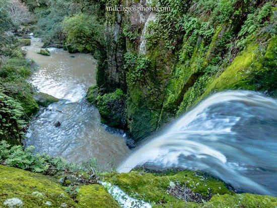Sedini, إيطاليا: Il salto della cascata