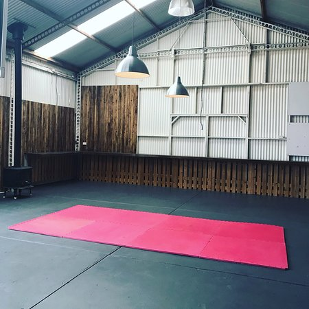 Port Elliot, Australien: Yoga studio & private massage room