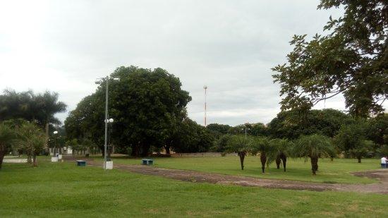 Guaxupe, MG: Parque da Mogiana