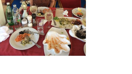Orhan: Our empty plates