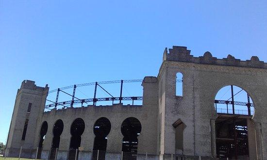 Plaza de Toros : Vista desde afuera