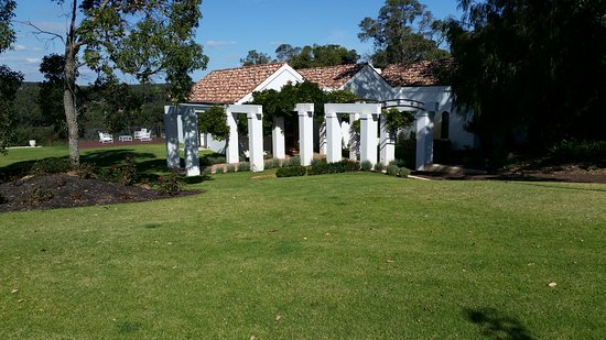 Margaret River Region, Australia: The Beautiful Credaro Cellar Door at Credaro Winery Margaret River