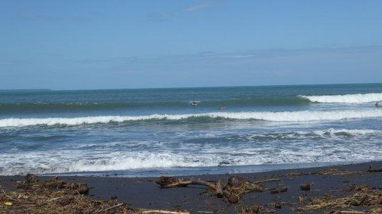 Puerto Viejo Beach: La spiaggia